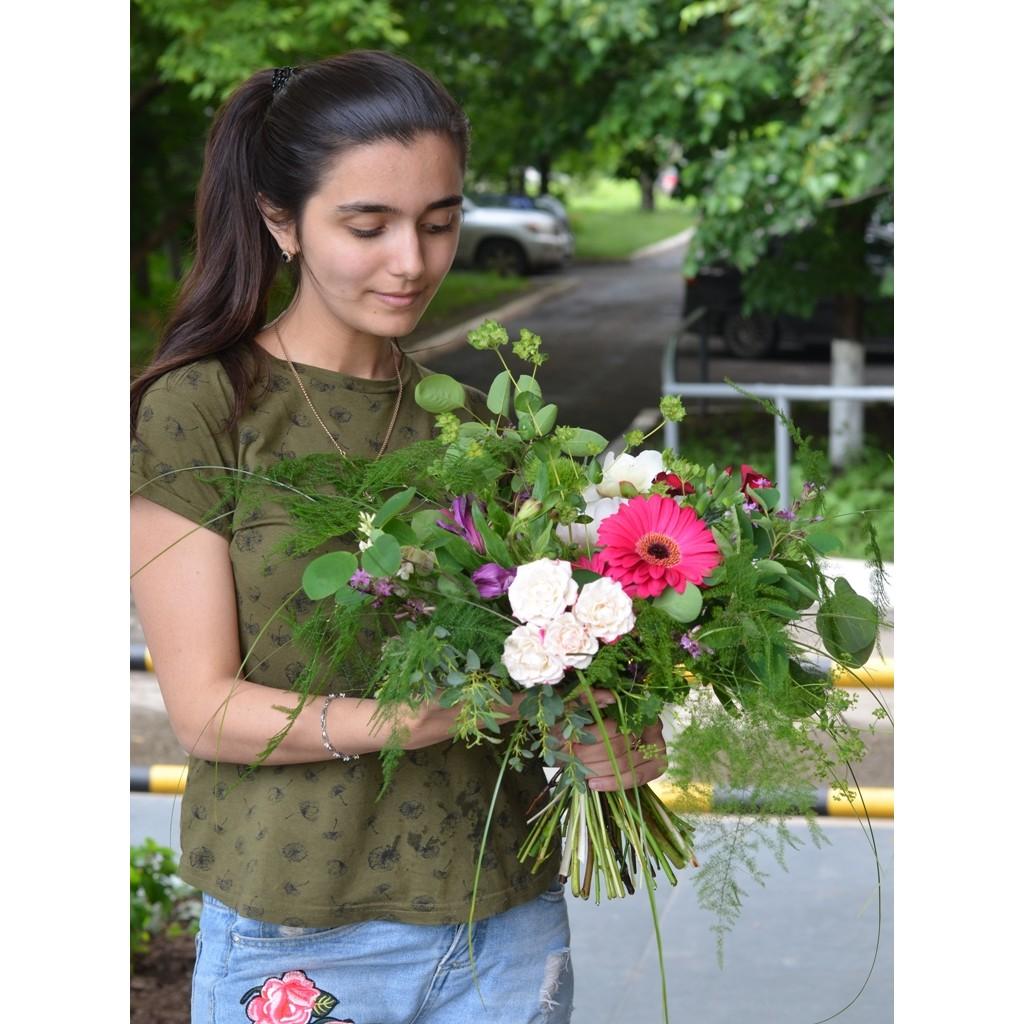 Доставка цветов Марии