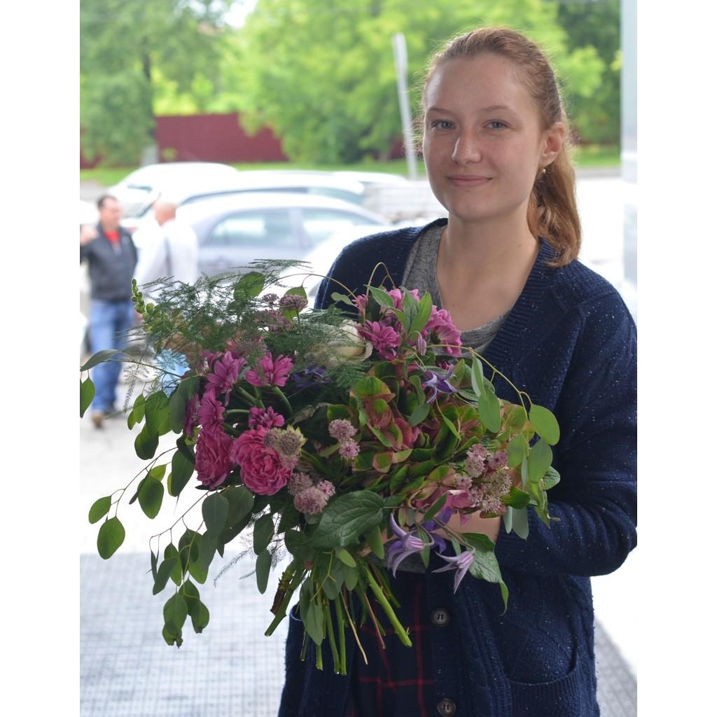 Доставка цветов Татьяне