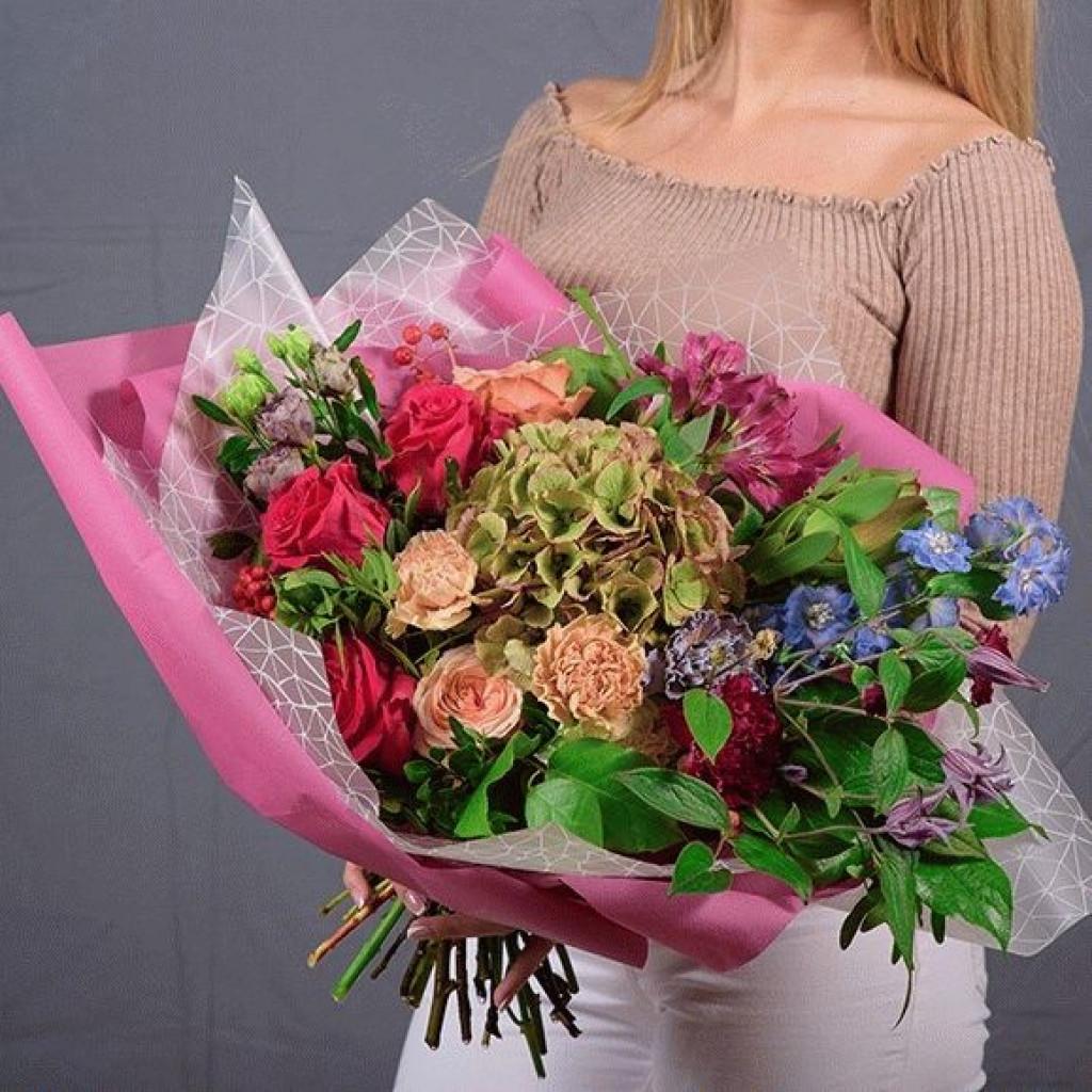 Подарки цветы в ижевск доставка