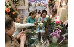 Дари своему ребёнку цветочный мастер-класс