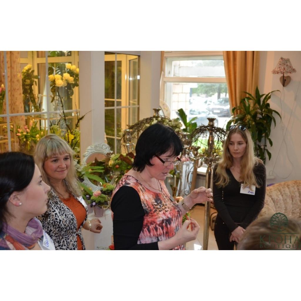 Авторский семинар Onega Dahlgren август 2014