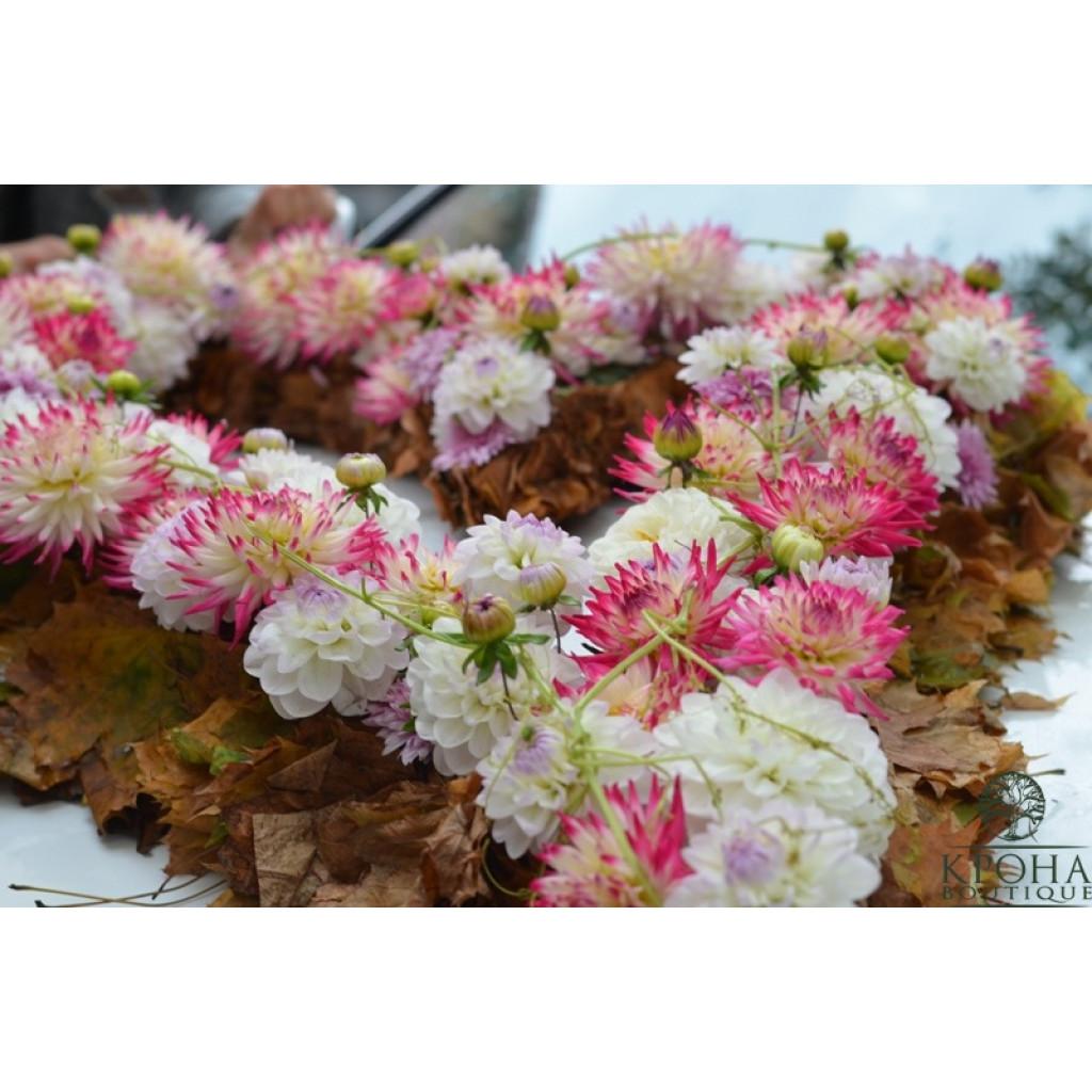Семинар Осенний свадебный мотив сентябрь 2015