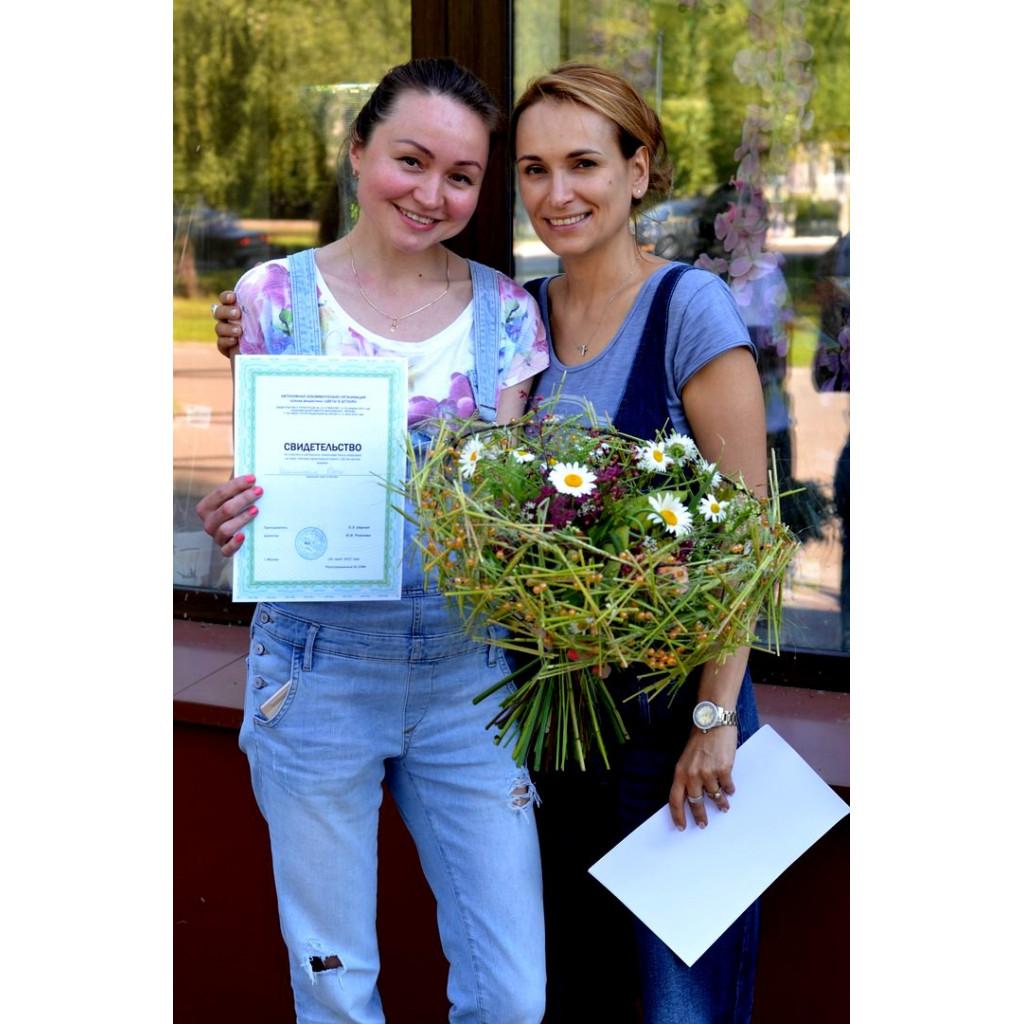 Семинар Ольги Шаровой