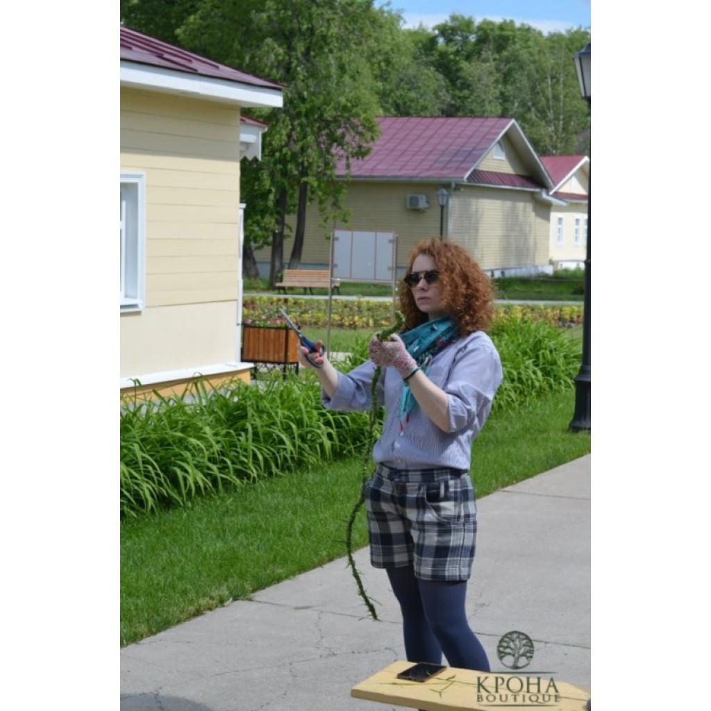Музыка цветов мастер-флорист Шарова июнь 2016 год